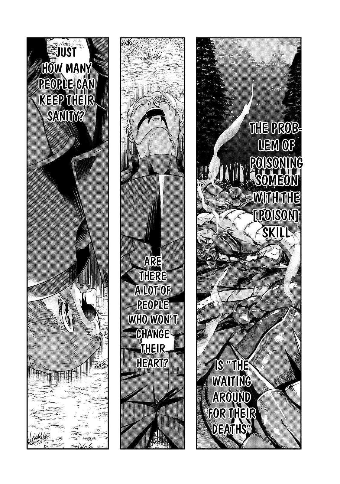 """I Became The Strongest With The Failure Frame """"abnormal State Skill"""" As I Devastated Everything Chapter 20 page 22 - Mangakakalots.com"""
