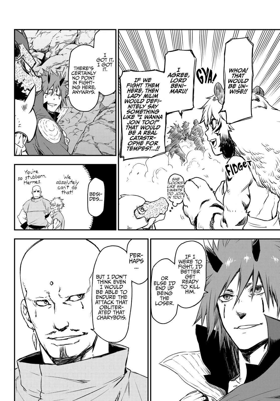 Tensei Shitara Slime Datta Ken Chapter 81: The Wight King page 9 - Mangakakalots.com