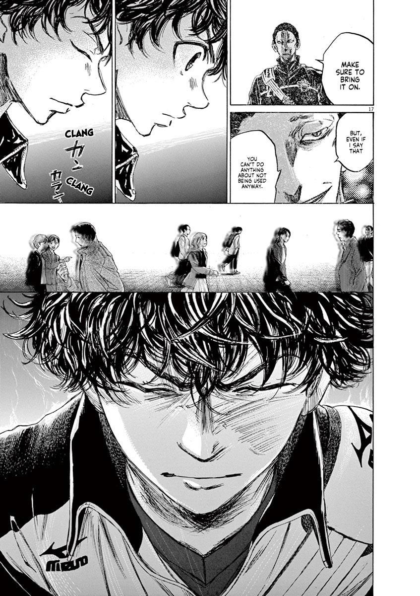 Ao Ashi Vol.8 Chapter 75: At The Entrance Of Mitaka Station (2) page 18 - Mangakakalots.com