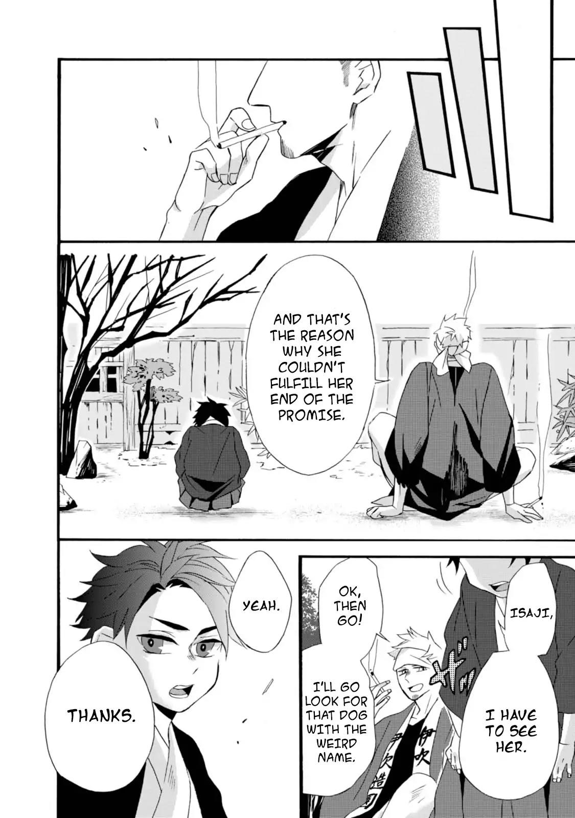 Will You Marry Me Again If You Are Reborn? Chapter 4: Promised Boy page 18 - Mangakakalots.com