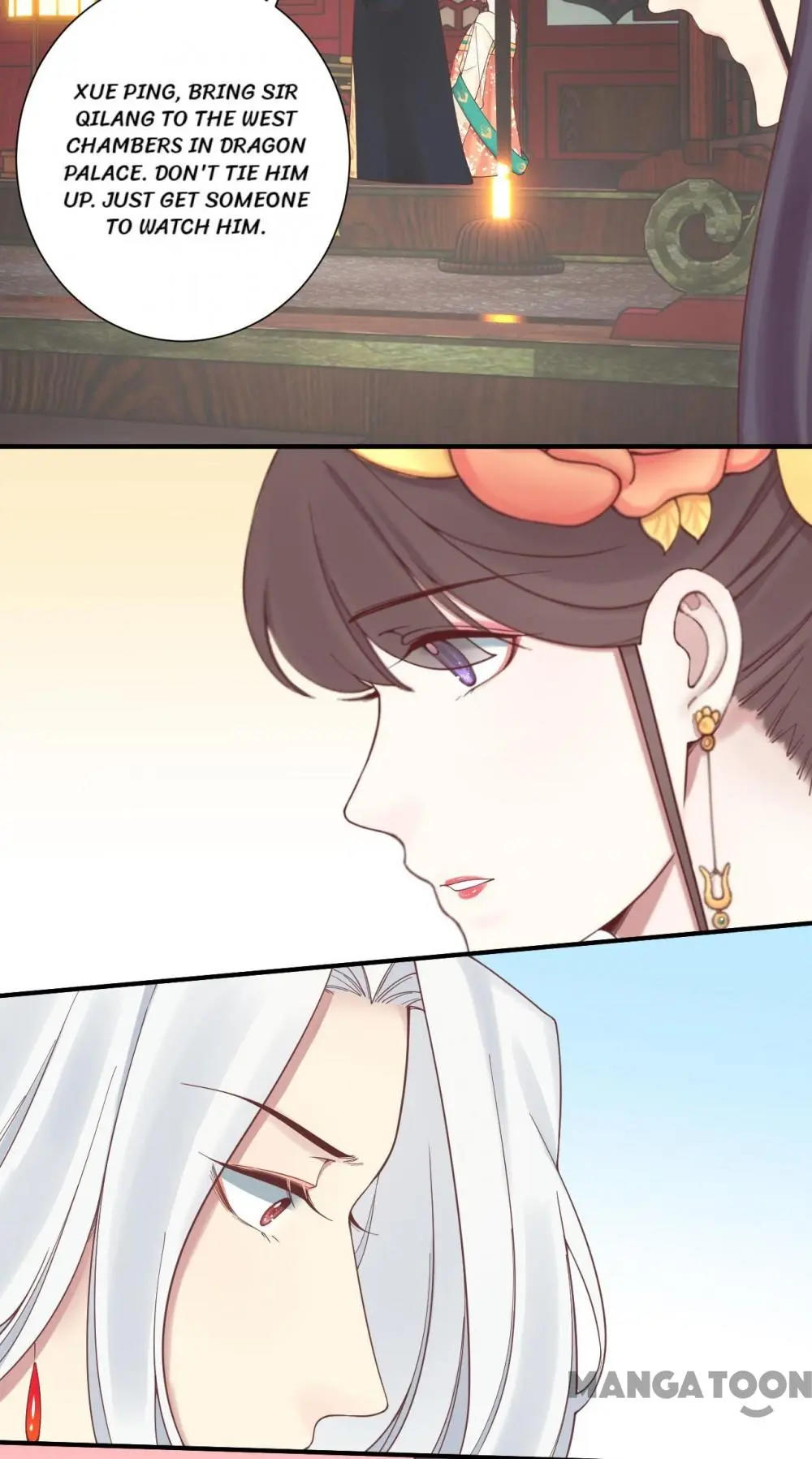 The Queen Is Busy Chapter 167 page 23 - Mangakakalots.com