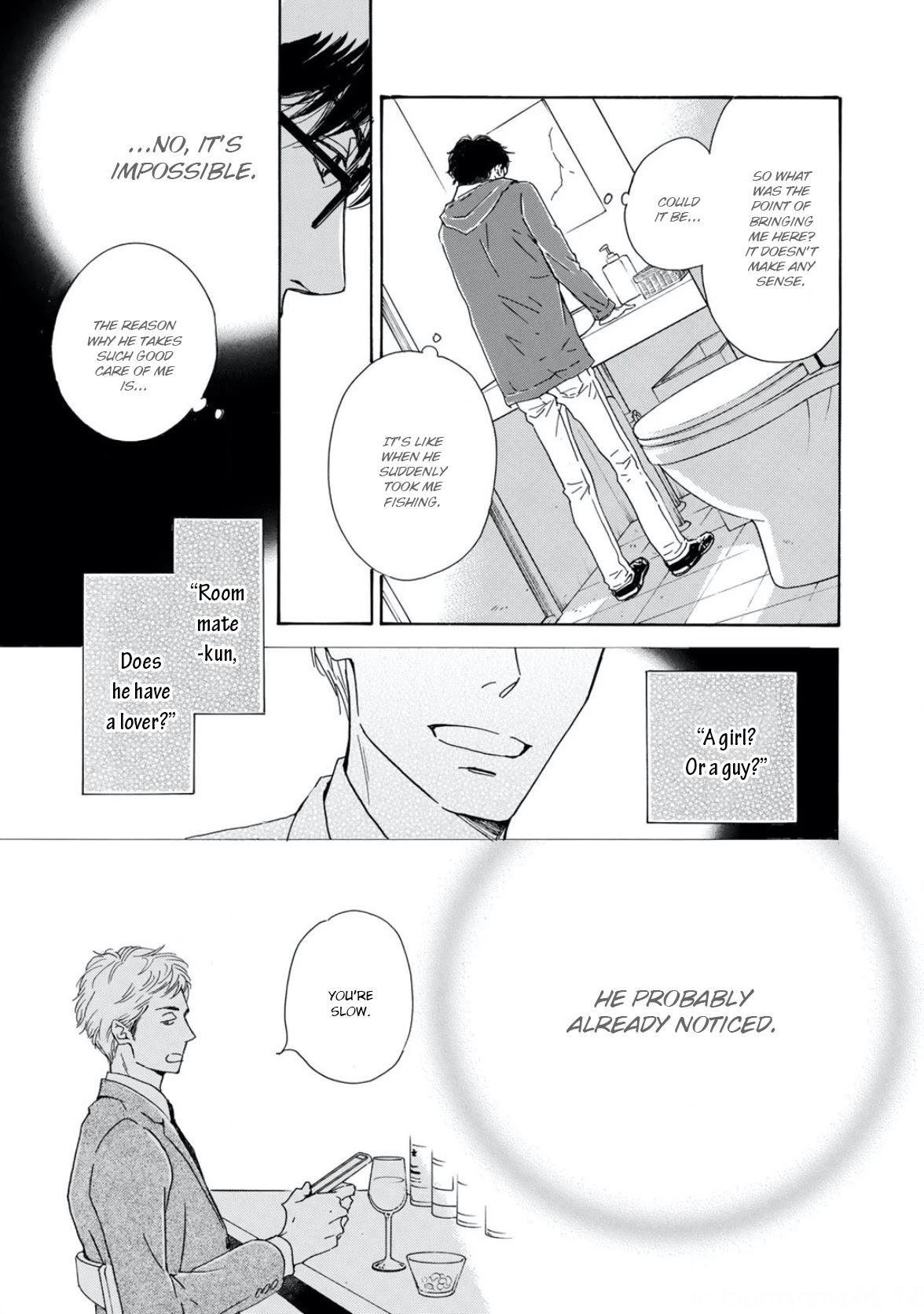 Anti-Romance Chapter 5 page 21 - Mangakakalots.com