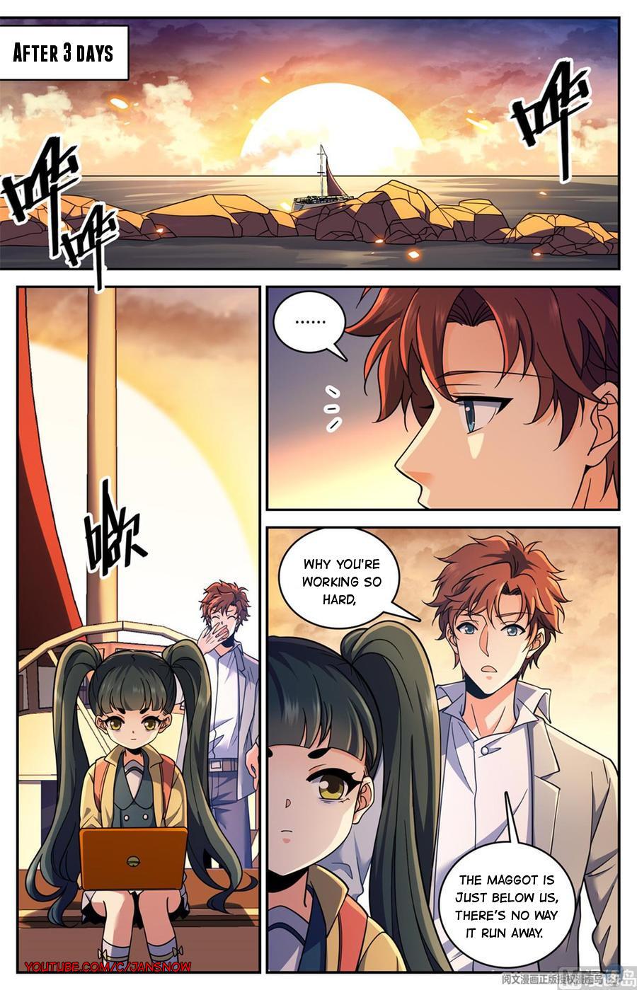 Versatile Mage Chapter 652 page 2 - Mangakakalots.com
