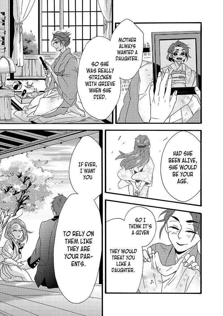 Will You Marry Me Again If You Are Reborn? Vol.2 Chapter 8: Brother page 19 - Mangakakalots.com