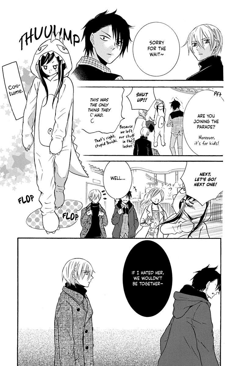 Seiten Kickoff Chapter 9 page 26 - Mangakakalots.com
