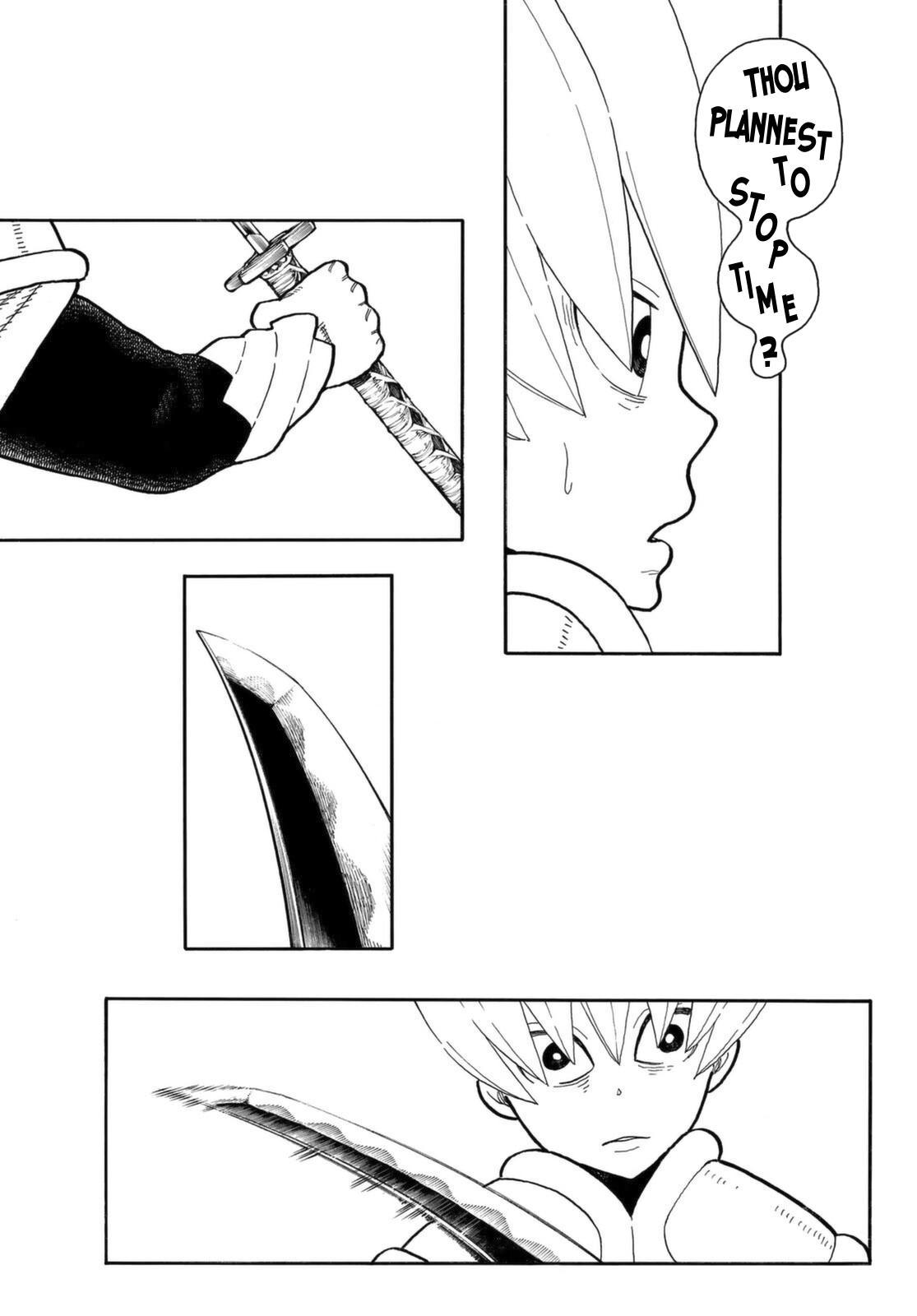 Enen No Shouboutai Chapter 274: The Saviour And The Guardian Angel page 10 - Mangakakalots.com