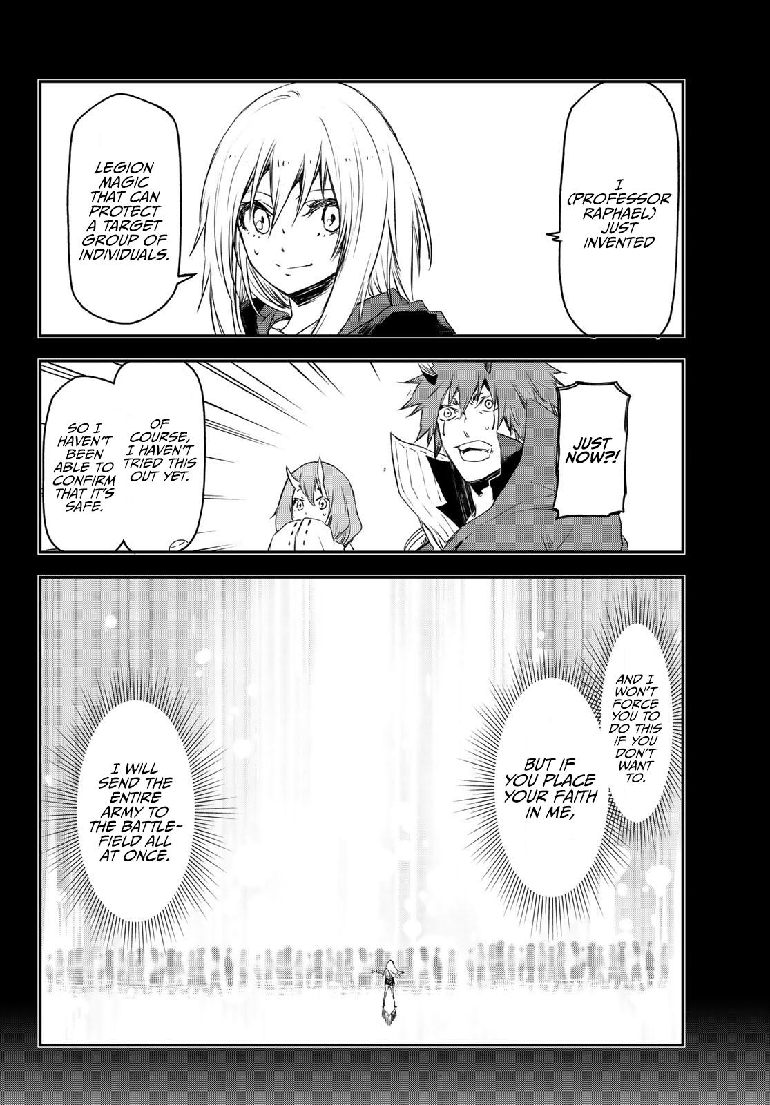 Tensei Shitara Slime Datta Ken Chapter 81: The Wight King page 11 - Mangakakalots.com