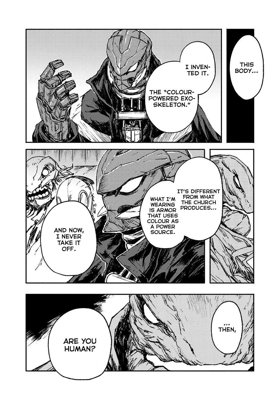 Colorless Chapter 20 page 8 - Mangakakalots.com