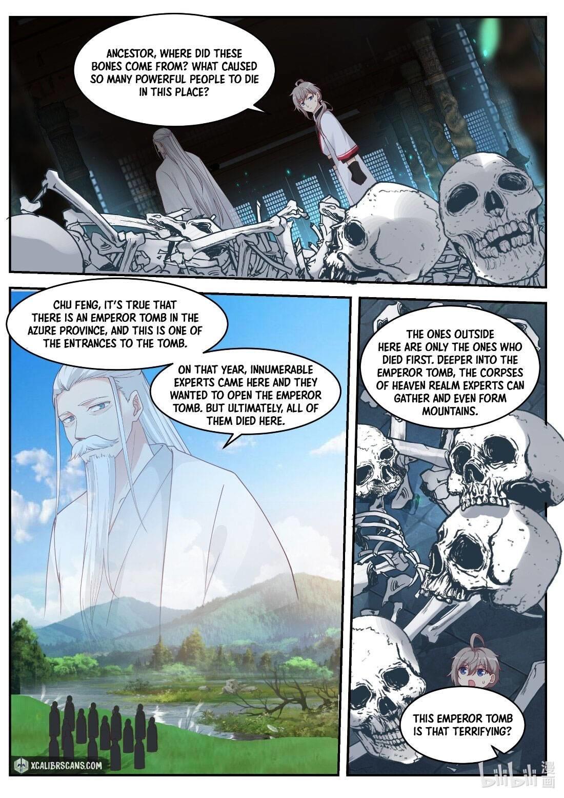Martial God Asura Chapter 227 page 5 - Mangakakalots.com