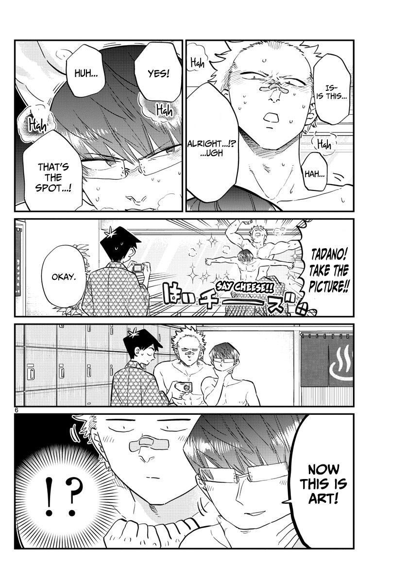 Komi-San Wa Komyushou Desu Vol.8 Chapter 110: Universe page 6 - Mangakakalot