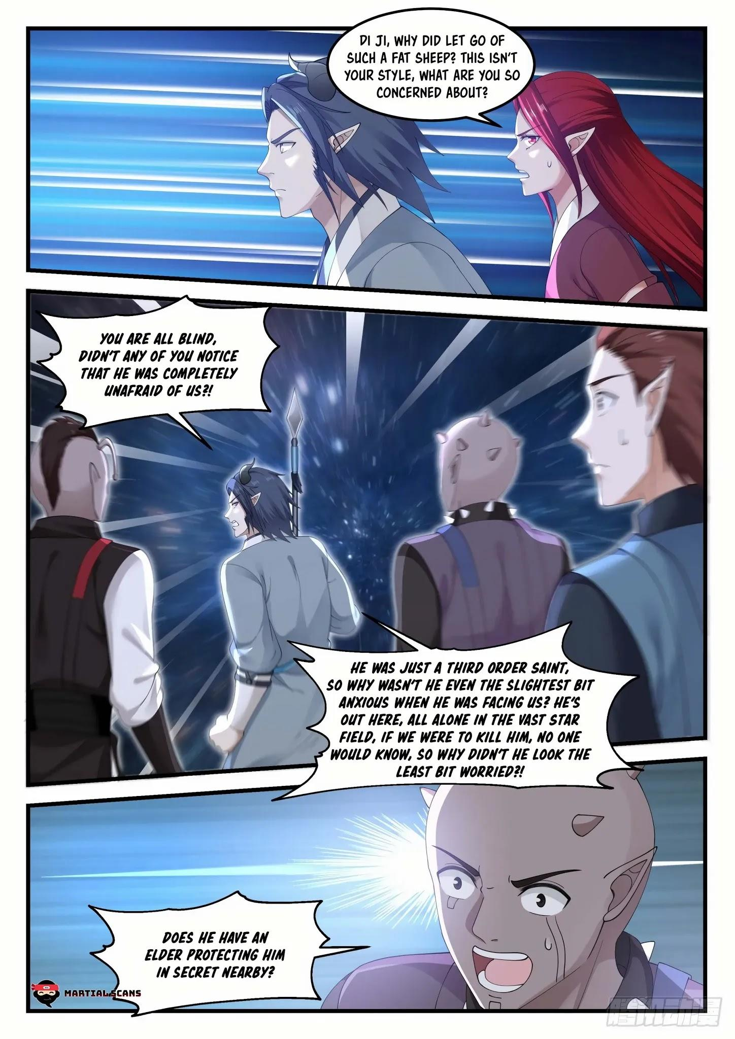 Martial Peak Chapter 969: Can't See The End! page 8 - Mangakakalots.com
