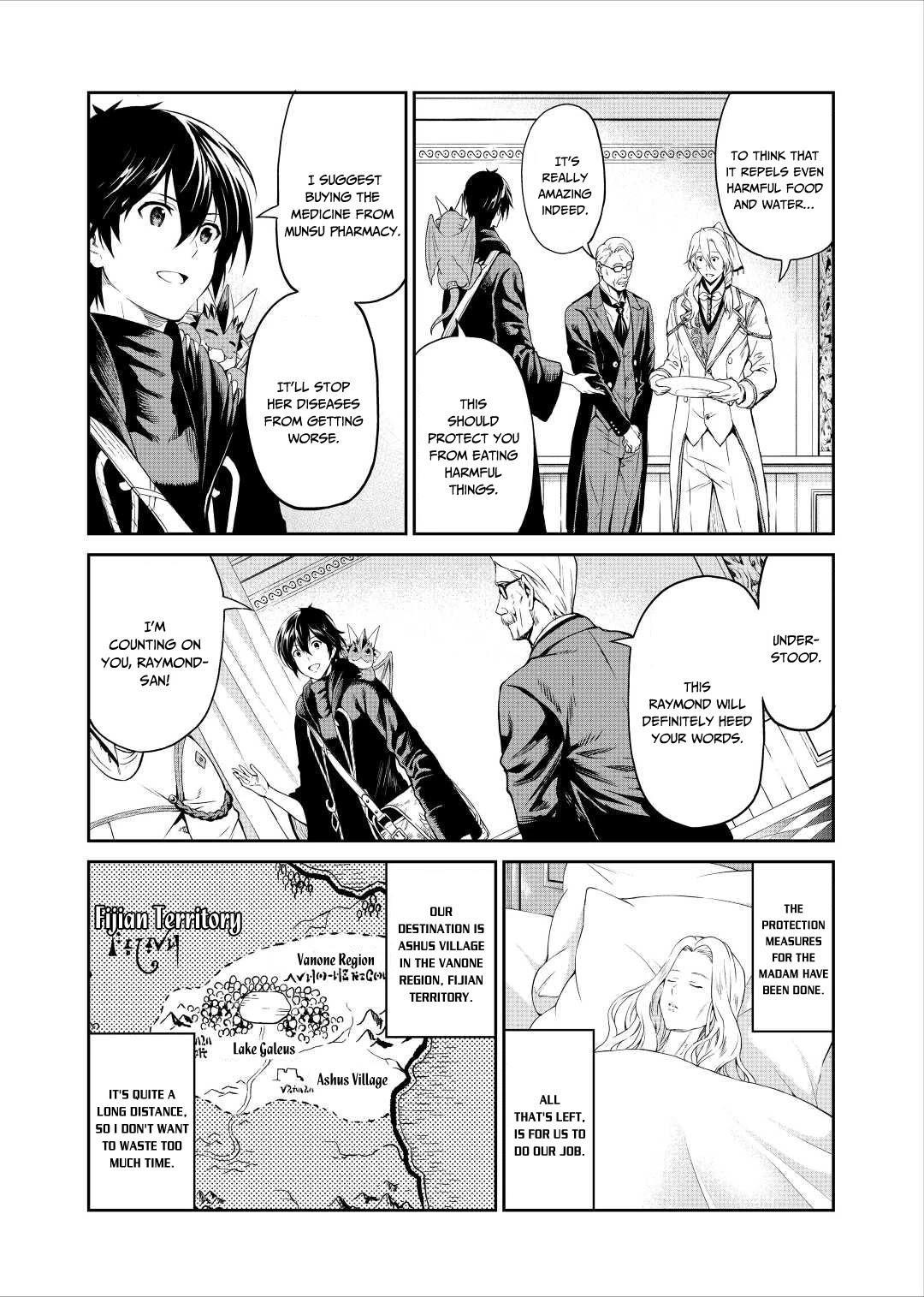 Sozai Saishuka No Isekai Ryokouki Chapter 32 page 13 - Mangakakalots.com