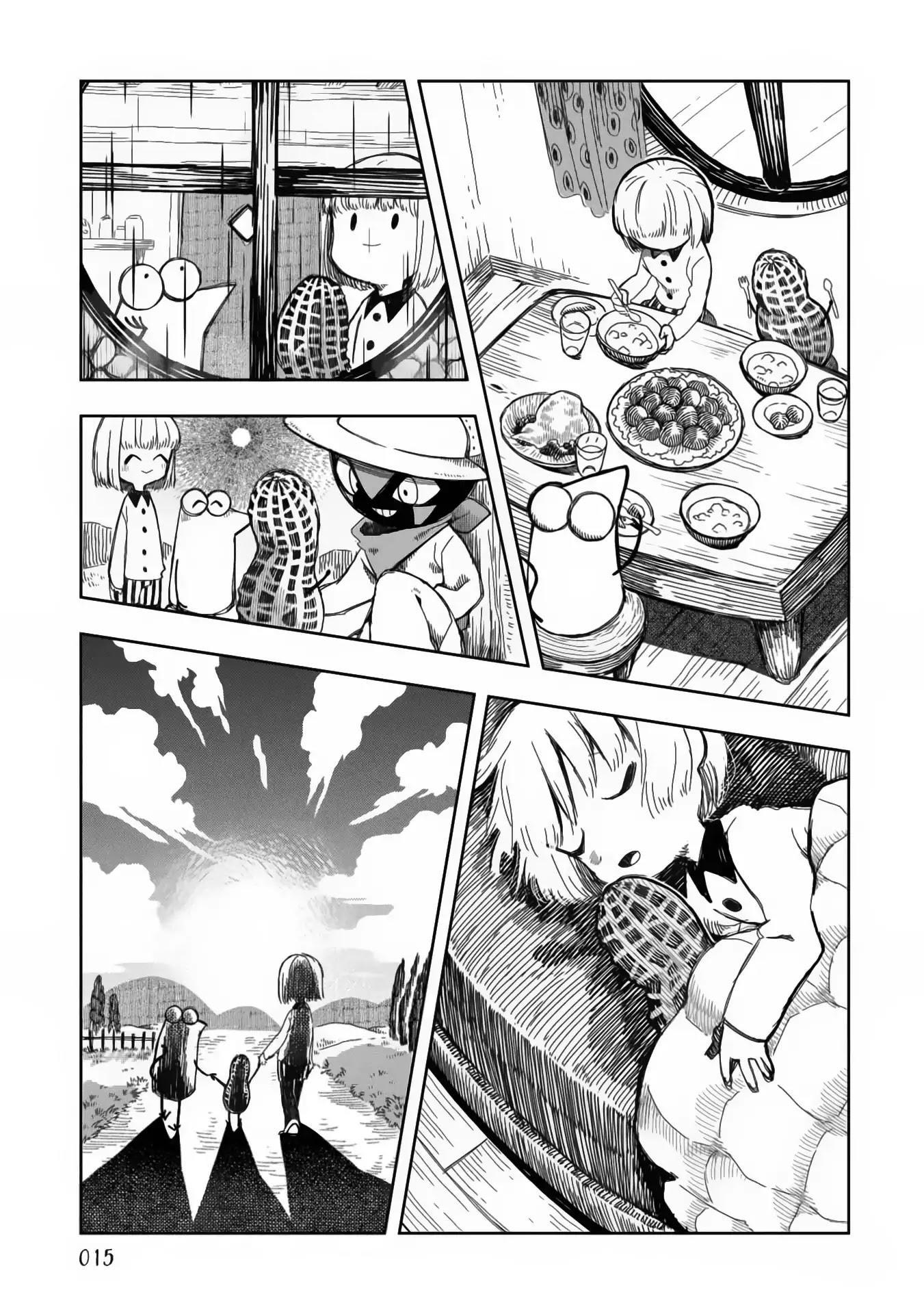 Rojica To Rakkasei Chapter 9: Crush, Mix, Taste page 11 - Mangakakalots.com