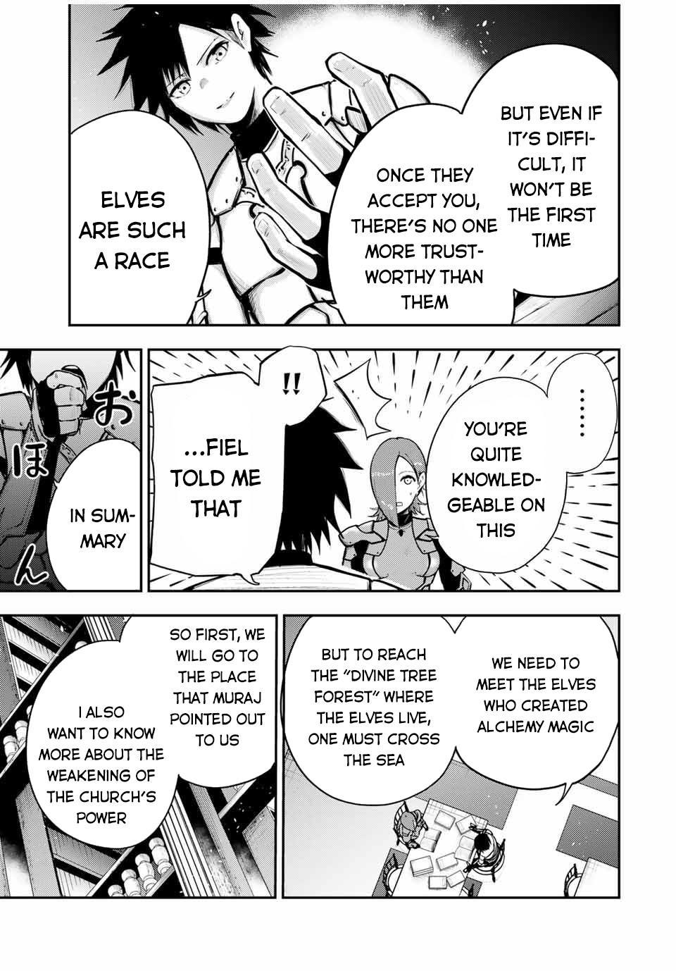 Dorei Tensei: Sono Dorei, Saikyou No Moto Ouji Ni Tsuki Chapter 33 page 18 - Mangakakalots.com