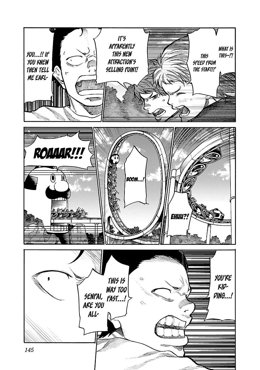 Cigarette & Cherry Chapter 95: Attraction 1 page 10 - Mangakakalots.com