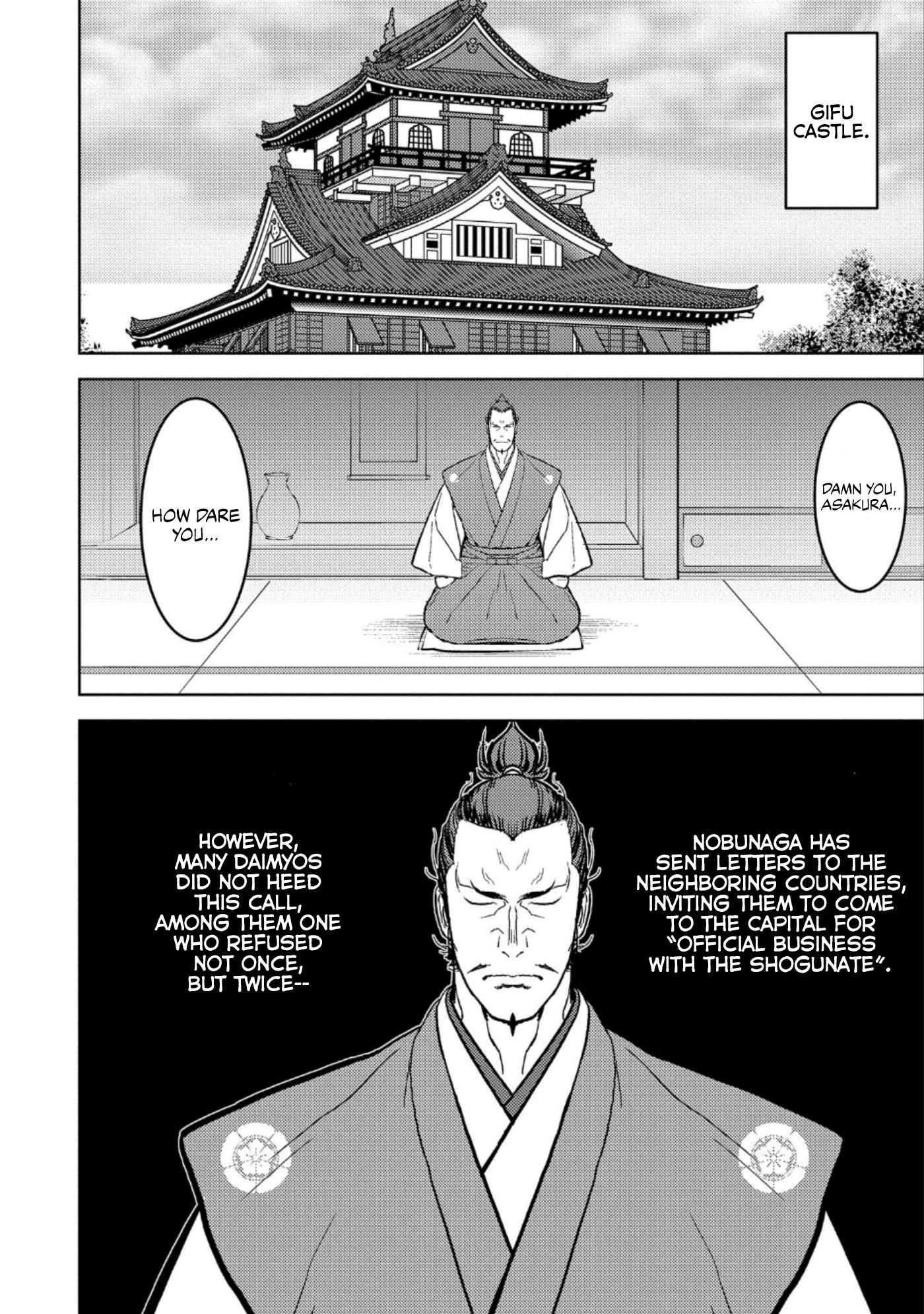 Sengoku Komachi Kurou Tan! Chapter 42 page 7 - Mangakakalots.com