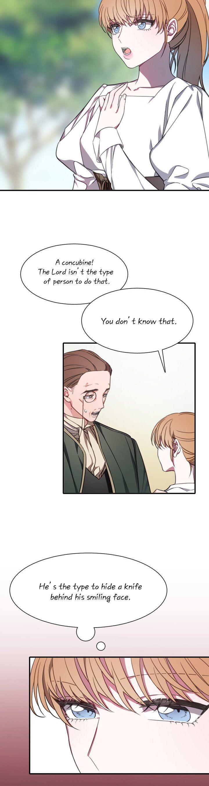 Shadow Queen Chapter 1 page 22 - Mangakakalots.com