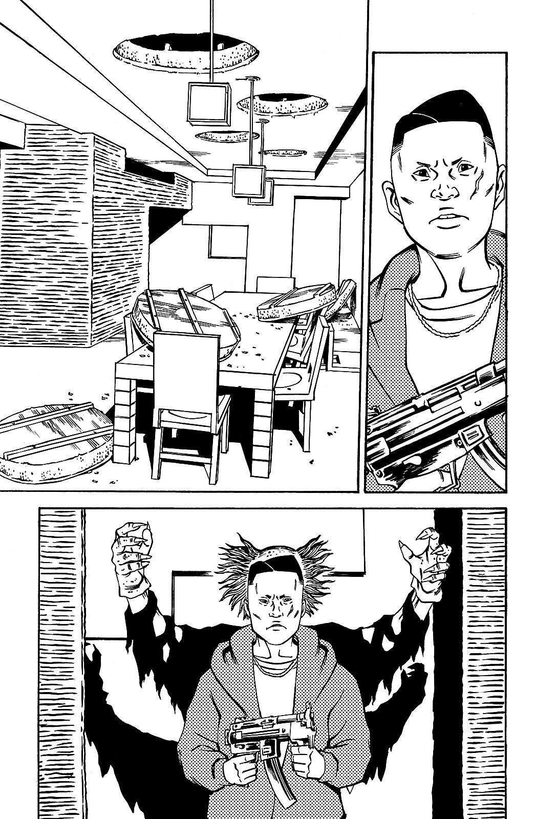 Deathco Vol.1 Chapter 2 : Reapers 2 page 11 - Mangakakalots.com