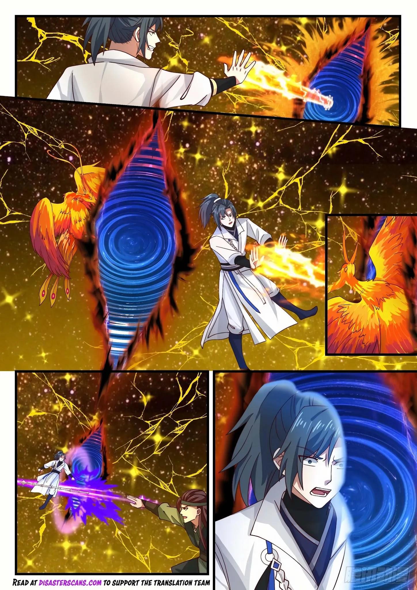 Martial Peak Chapter 1555: Arrived At The Star Boundary page 8 - Mangakakalots.com