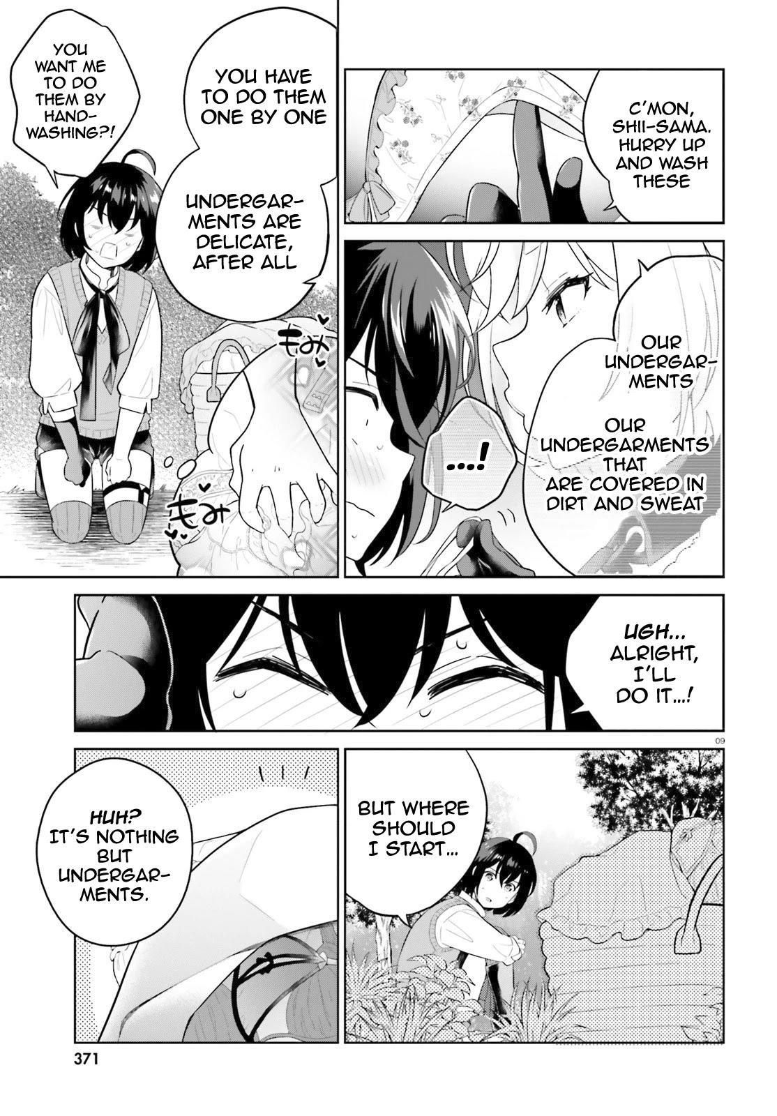 Shindou Yuusha To Maid Onee-San Chapter 14 page 9 - Mangakakalots.com