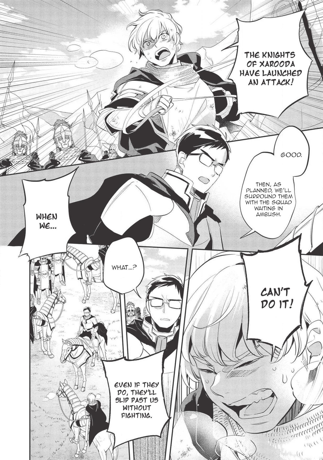 Wortenia Senki Vol.7 Chapter 33 page 15 - Mangakakalots.com