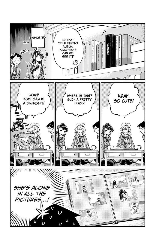 Komi-San Wa Komyushou Desu Vol.2 Chapter 22: Home Visit page 16 - Mangakakalot