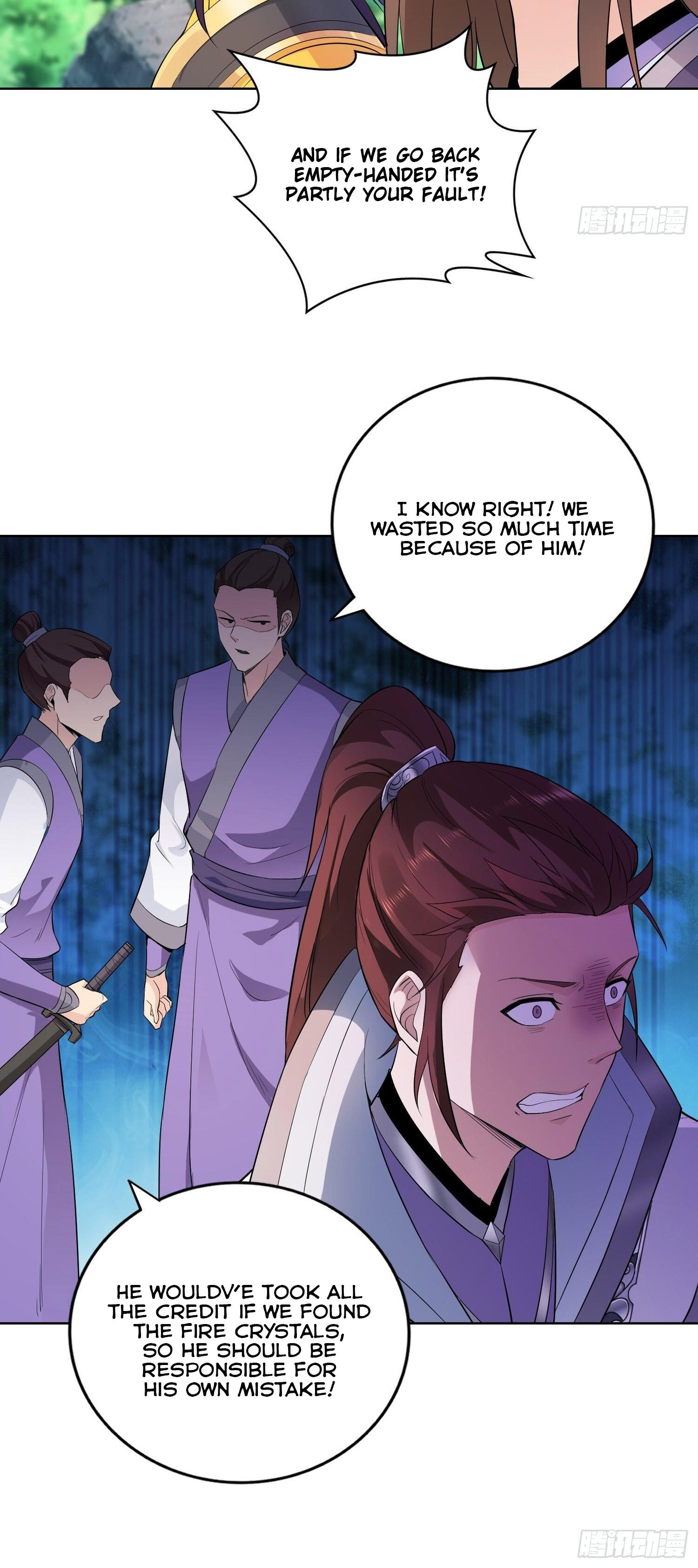 Forced To Become The Villainous Son-In-Law Chapter 25 page 9 - Mangakakalots.com