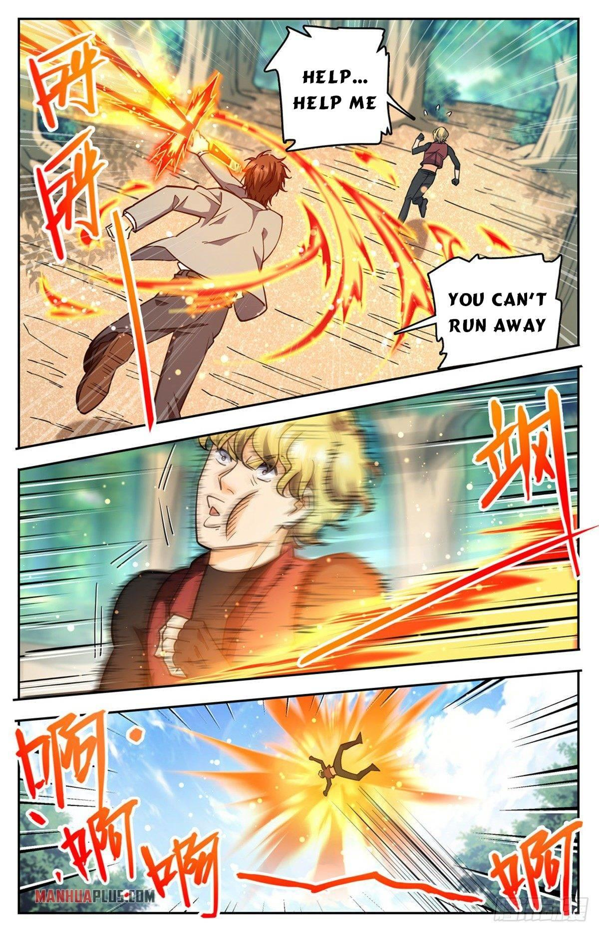 Versatile Mage Chapter 731 page 3 - Mangakakalots.com