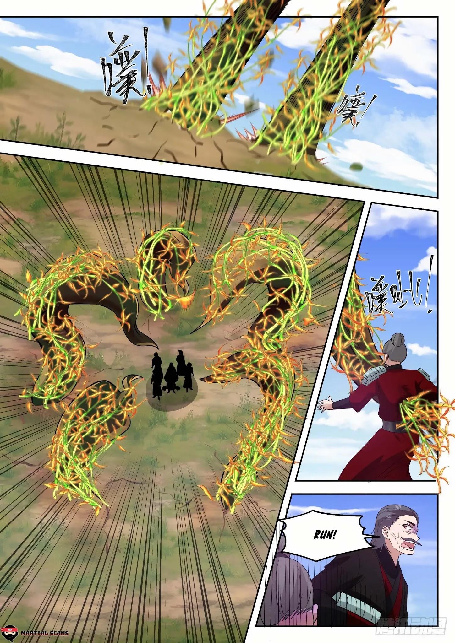 Martial Peak Chapter 1285: Luring Into A Trap page 12 - Mangakakalots.com