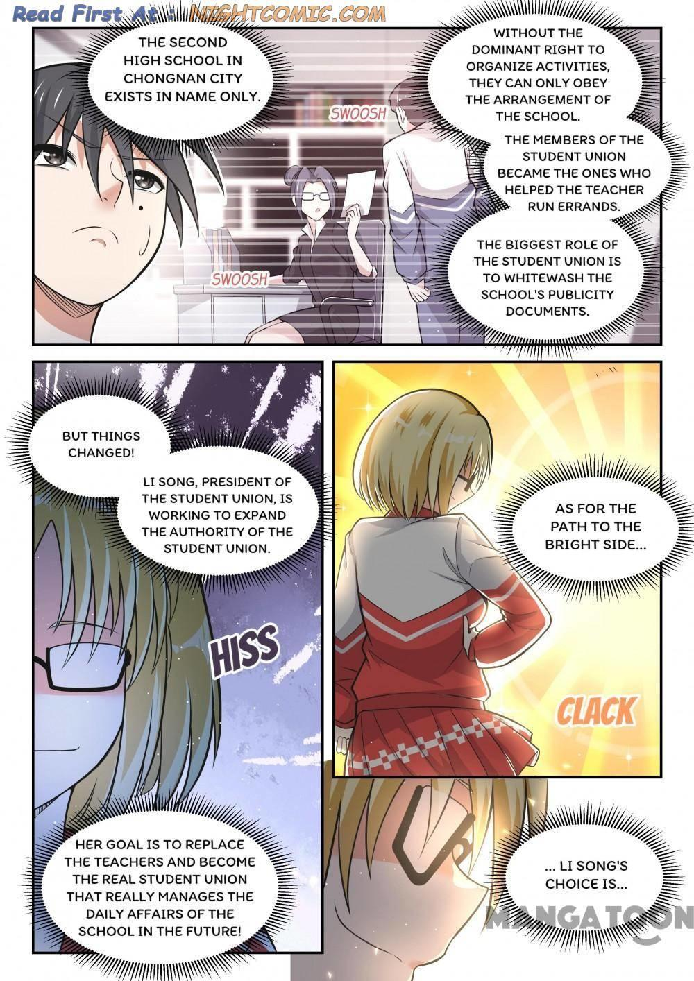 The Boy In The All-Girls School Chapter 467 page 3 - Mangakakalots.com