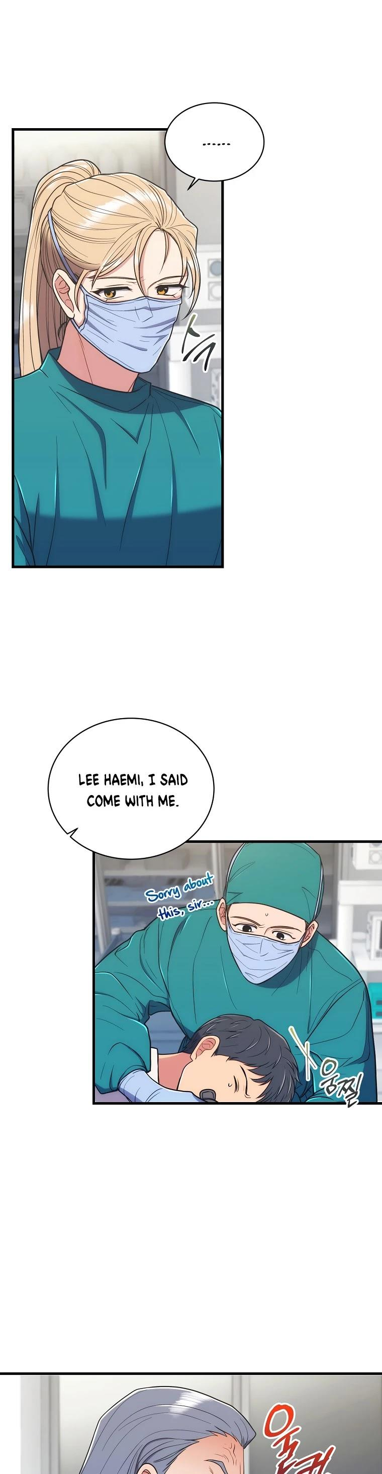 Medical Return Chapter 128 page 10 - Mangakakalot