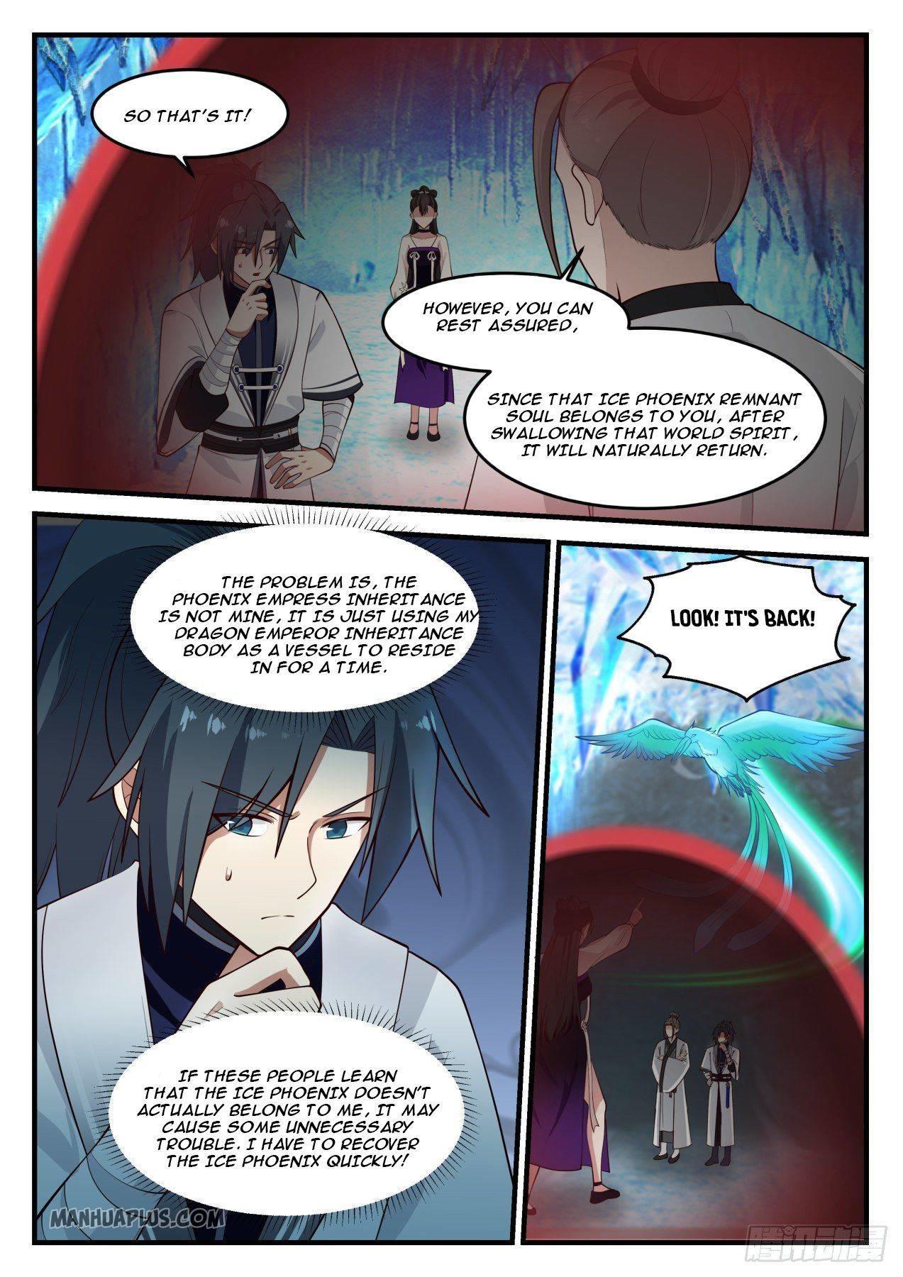 Martial Peak Chapter 1248 page 9 - Mangakakalots.com