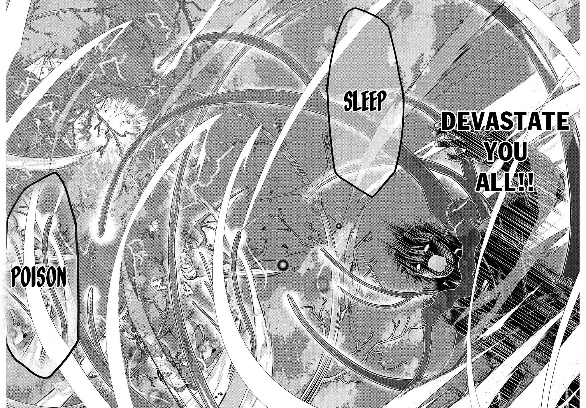 """I Became The Strongest With The Failure Frame """"abnormal State Skill"""" As I Devastated Everything Chapter 19 page 29 - Mangakakalots.com"""