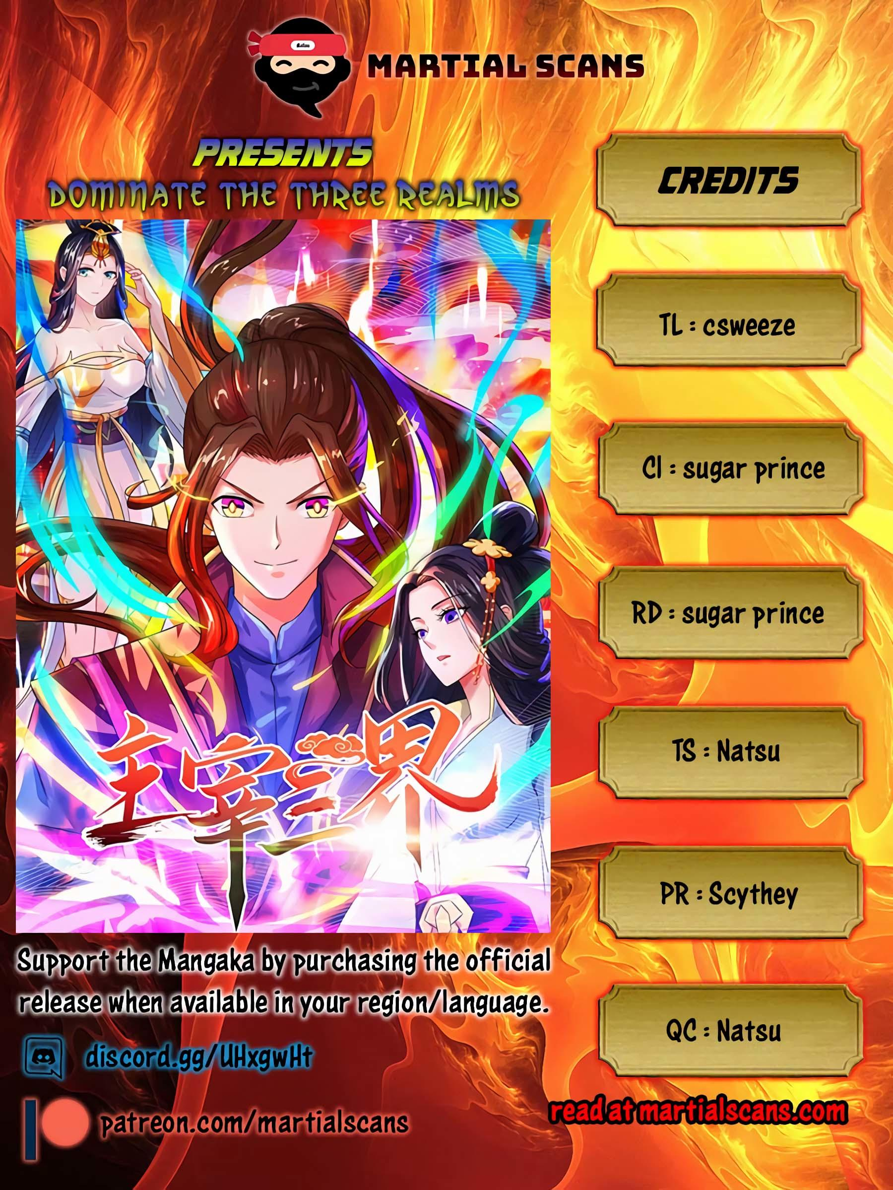 Dominate The Three Realms Chapter 103 page 1 - Mangakakalots.com