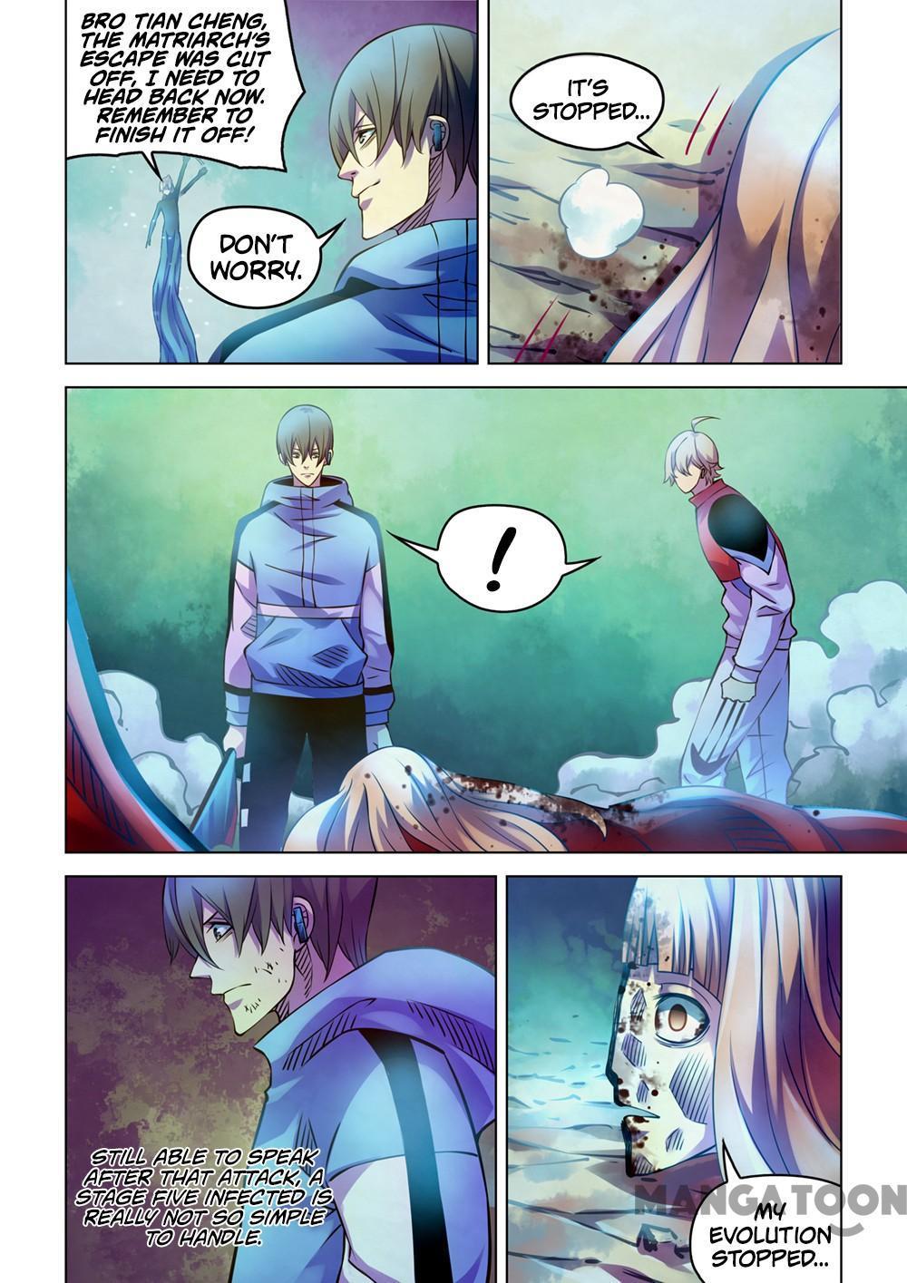 Moshi Fanren Chapter 244 page 10 - Mangakakalots.com