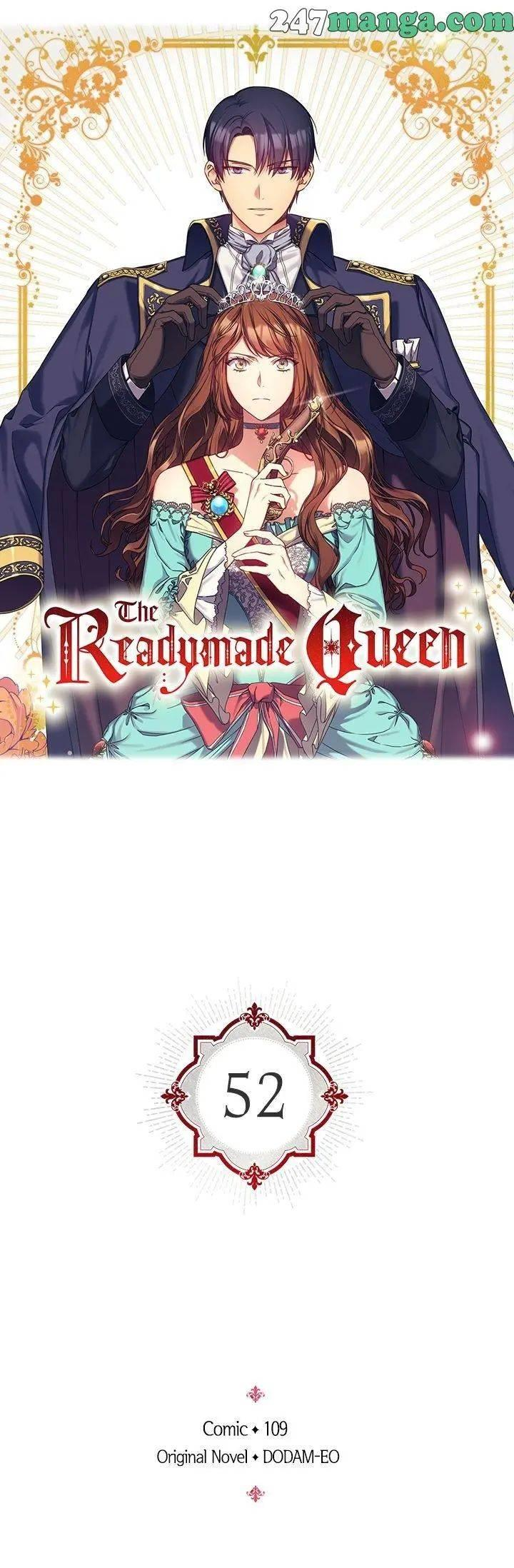 The Readymade Queen Chapter 52 page 1 - Mangakakalots.com
