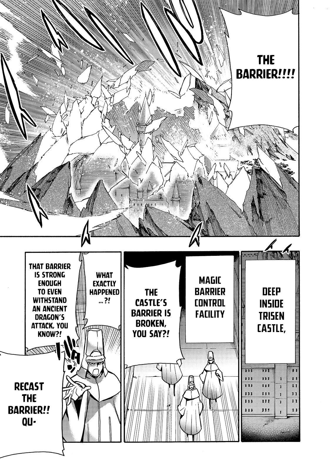 Kuro No Shoukanshi Chapter 73 page 16 - Mangakakalots.com