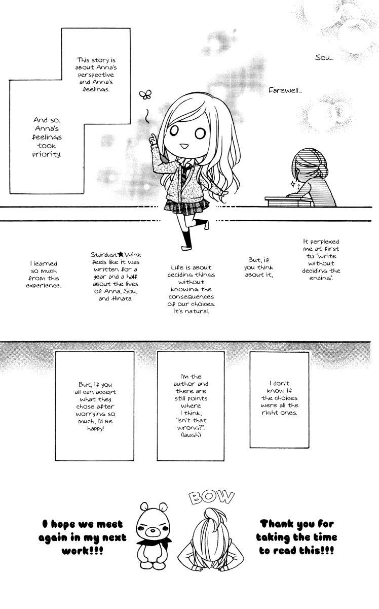 Stardust Wink Chapter 49.2 page 48 - Mangakakalots.com