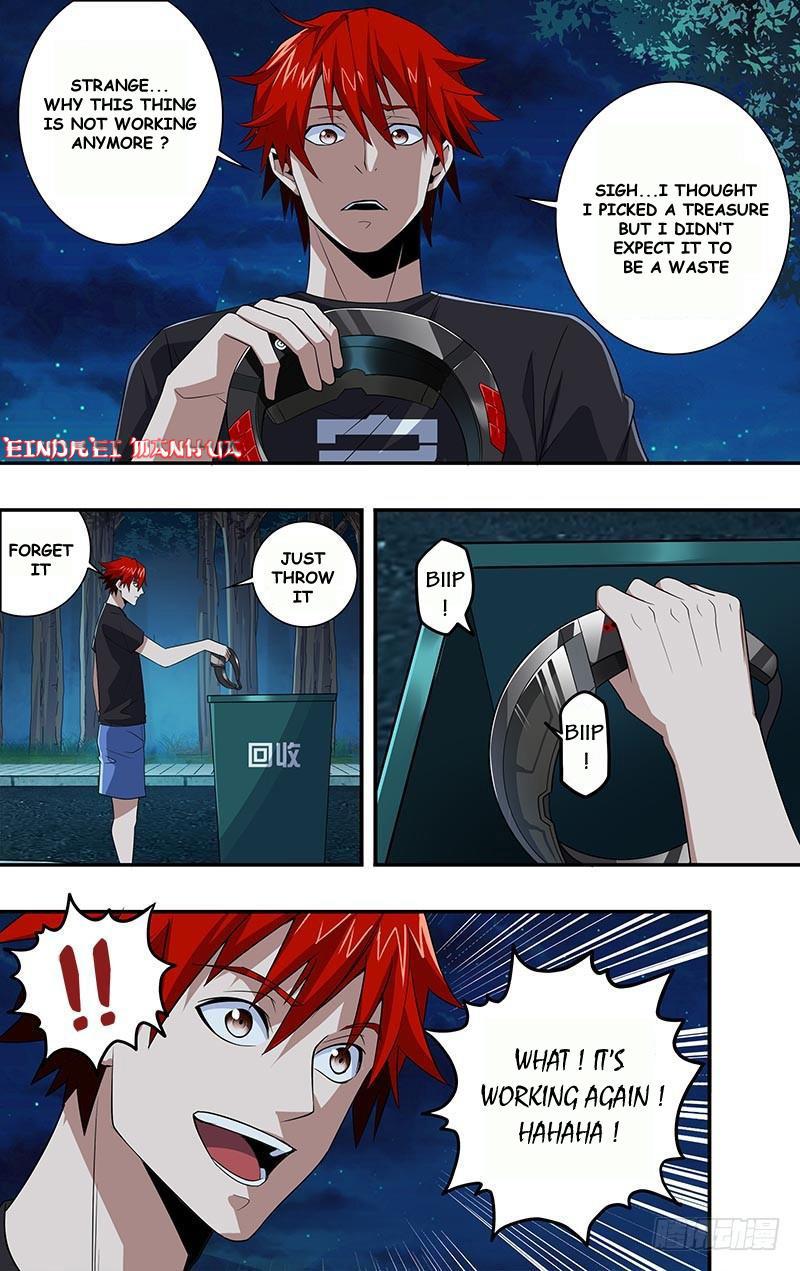 Monster Kingdom Chapter 18 page 2 - Mangakakalots.com