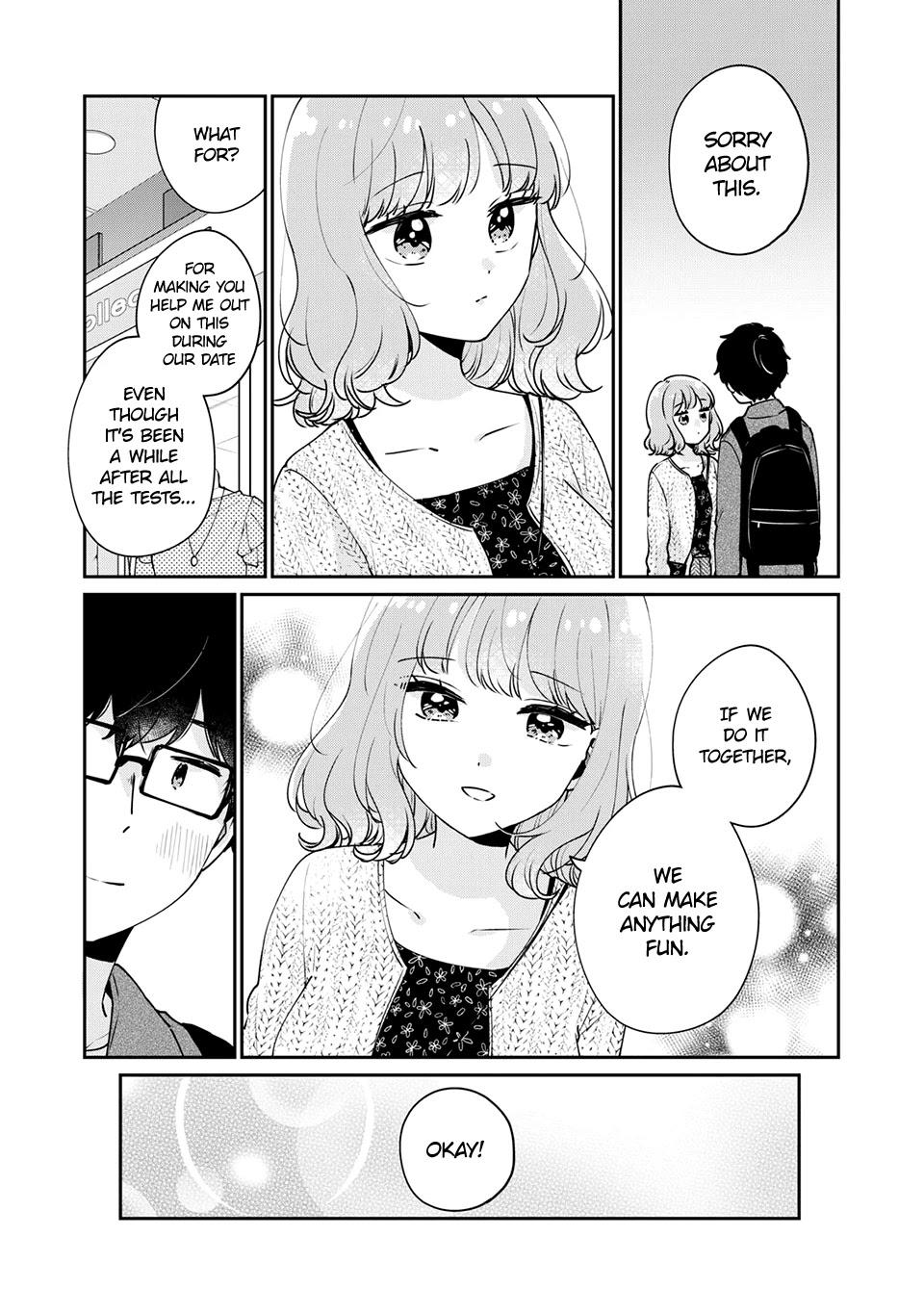 It's Not Meguro-San's First Time Chapter 48: A Place That's Right For You page 6 - Mangakakalots.com