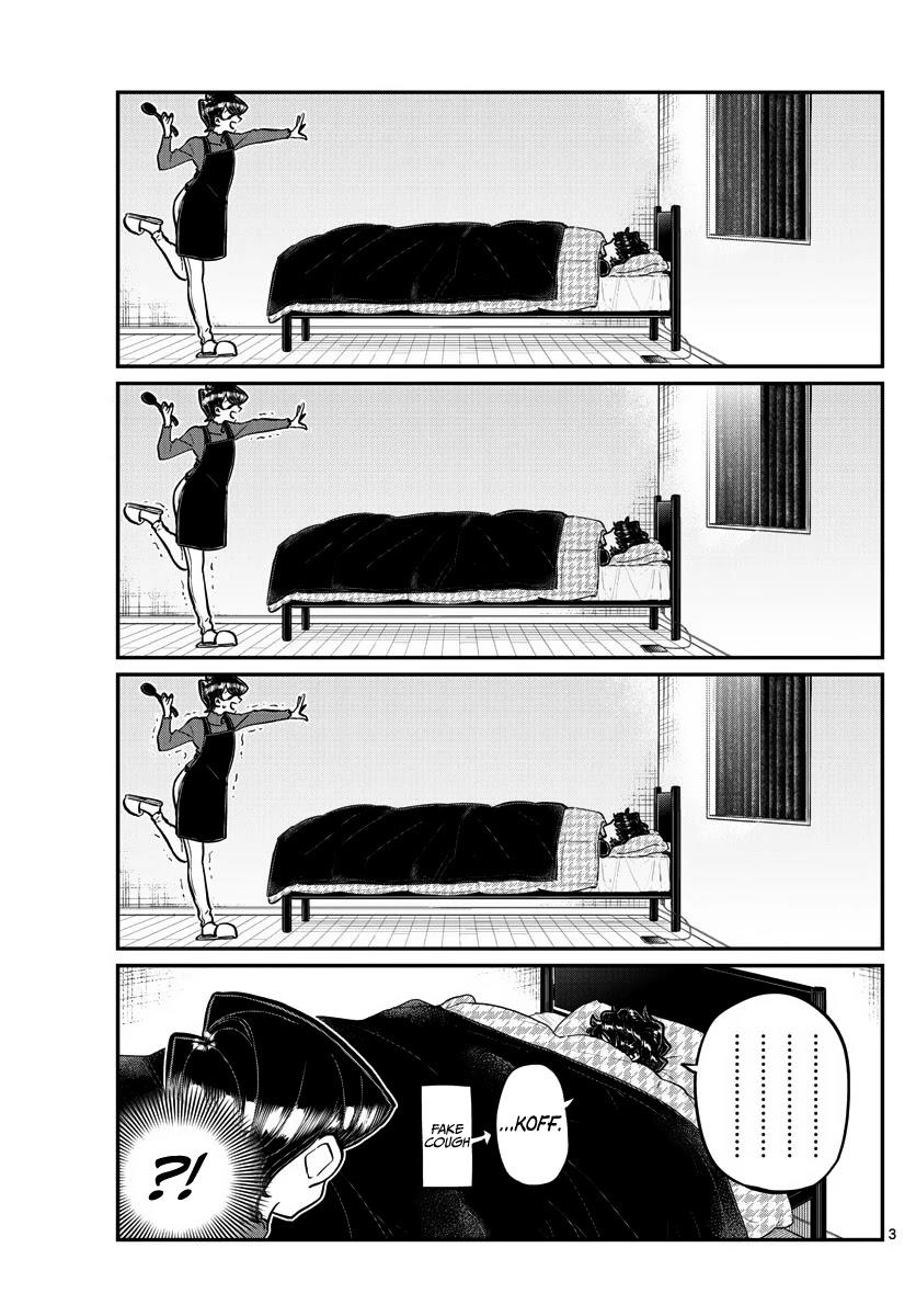 Komi-San Wa Komyushou Desu Chapter 297 page 3 - Mangakakalot