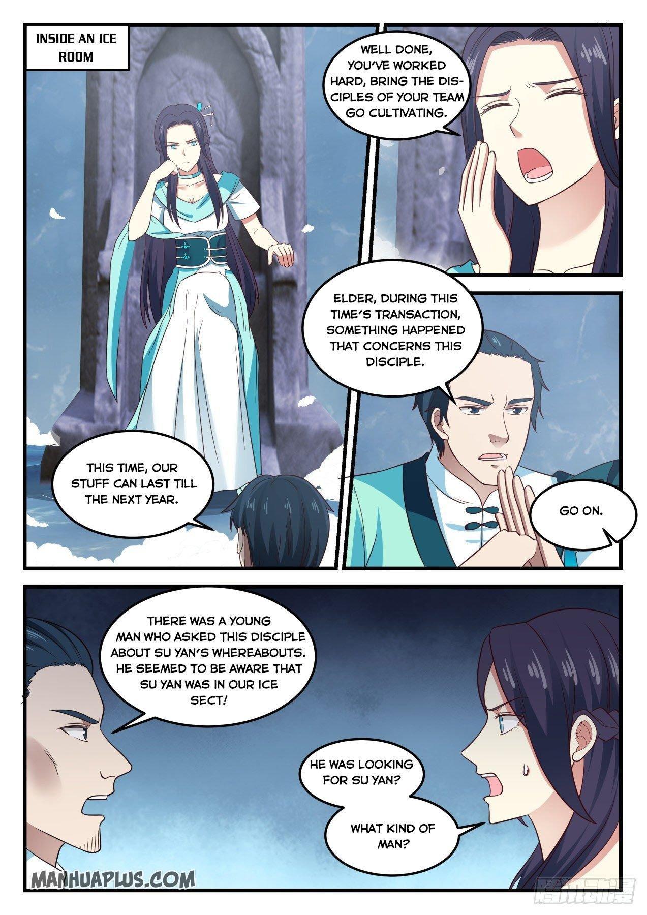 Martial Peak Chapter 693 page 1 - Mangakakalots.com