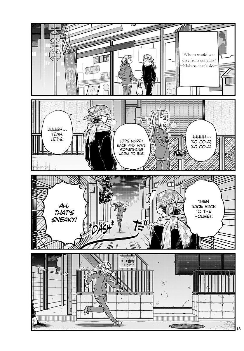 Komi-San Wa Komyushou Desu Vol.6 Chapter 75: Delusions page 13 - Mangakakalot
