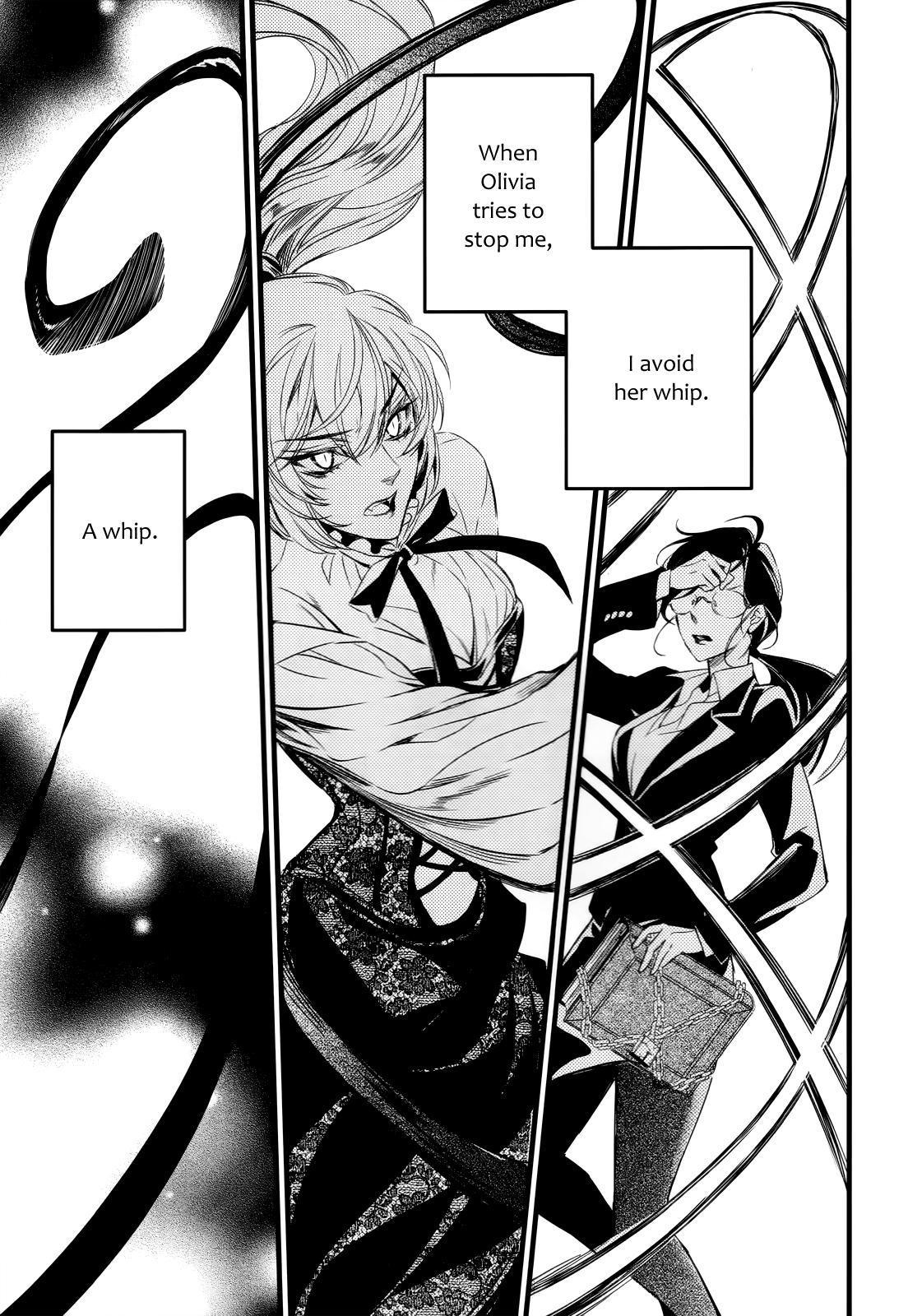 Vampire Library Chapter 36 page 34 - Mangakakalots.com
