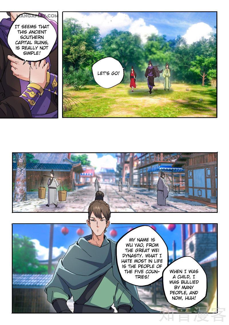 Martial Master Chapter 468: Let Go! page 5 - Mangakakalots.com