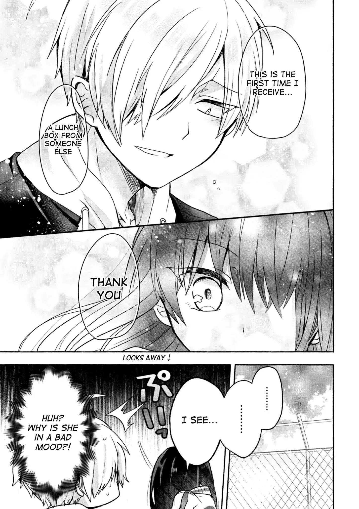 Pashiri Na Boku To Koi Suru Banchou-San Chapter 2 page 11 - Mangakakalots.com