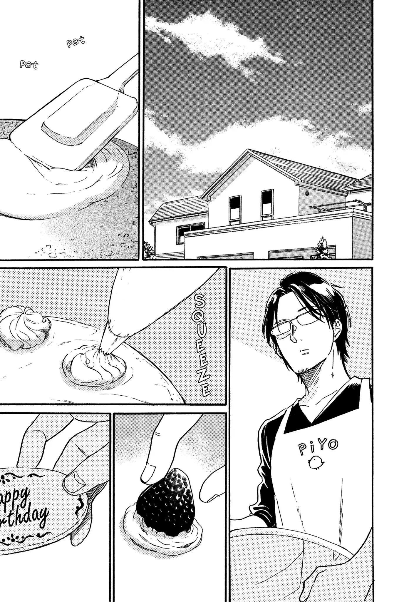 Stay Gold (Hideyoshico) Vol.2 Chapter 17 page 14 - Mangakakalots.com