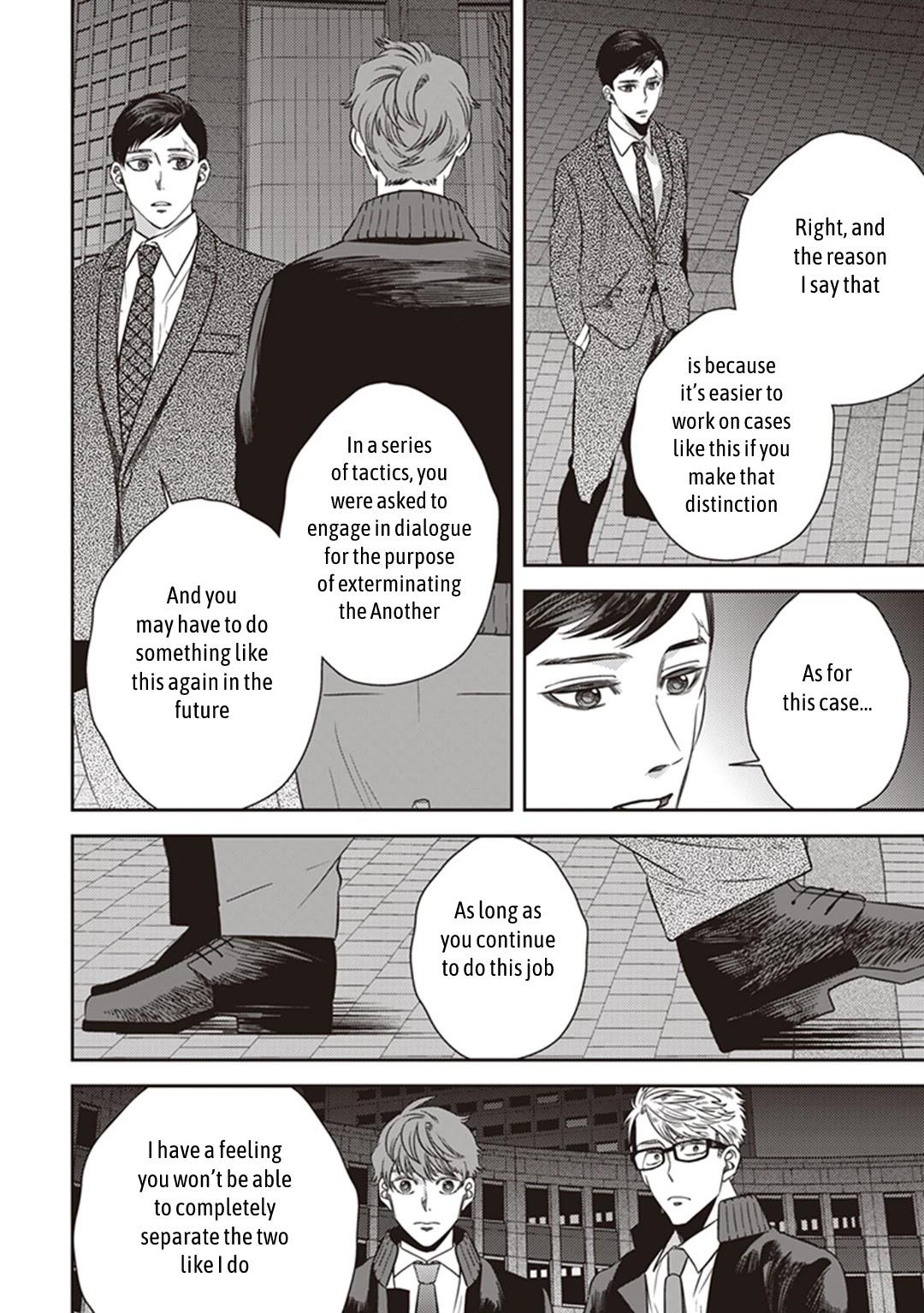 Midnight Occult Civil Servants Chapter 41: Becoming A Demon (Part 7) page 36 - Mangakakalots.com