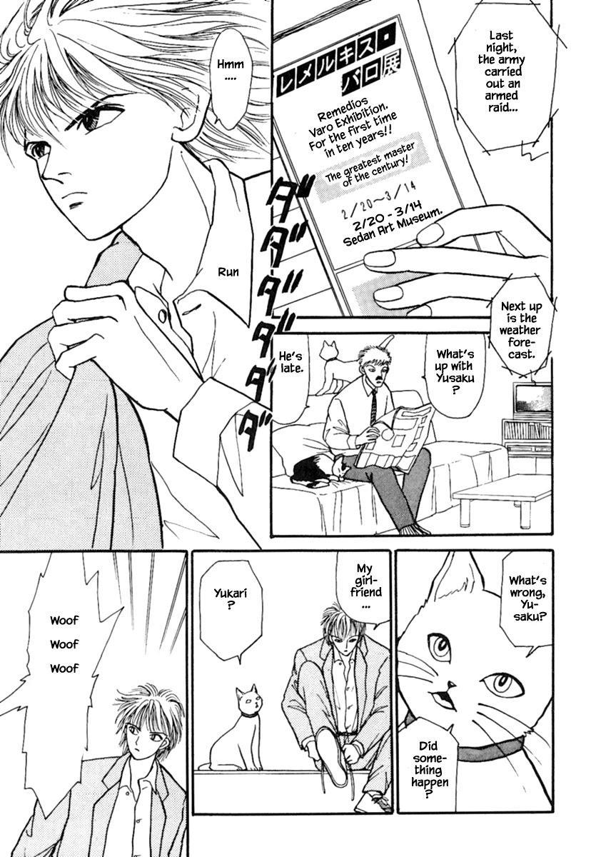 Shi To Kanojo To Boku Chapter 13.1 page 5 - Mangakakalots.com
