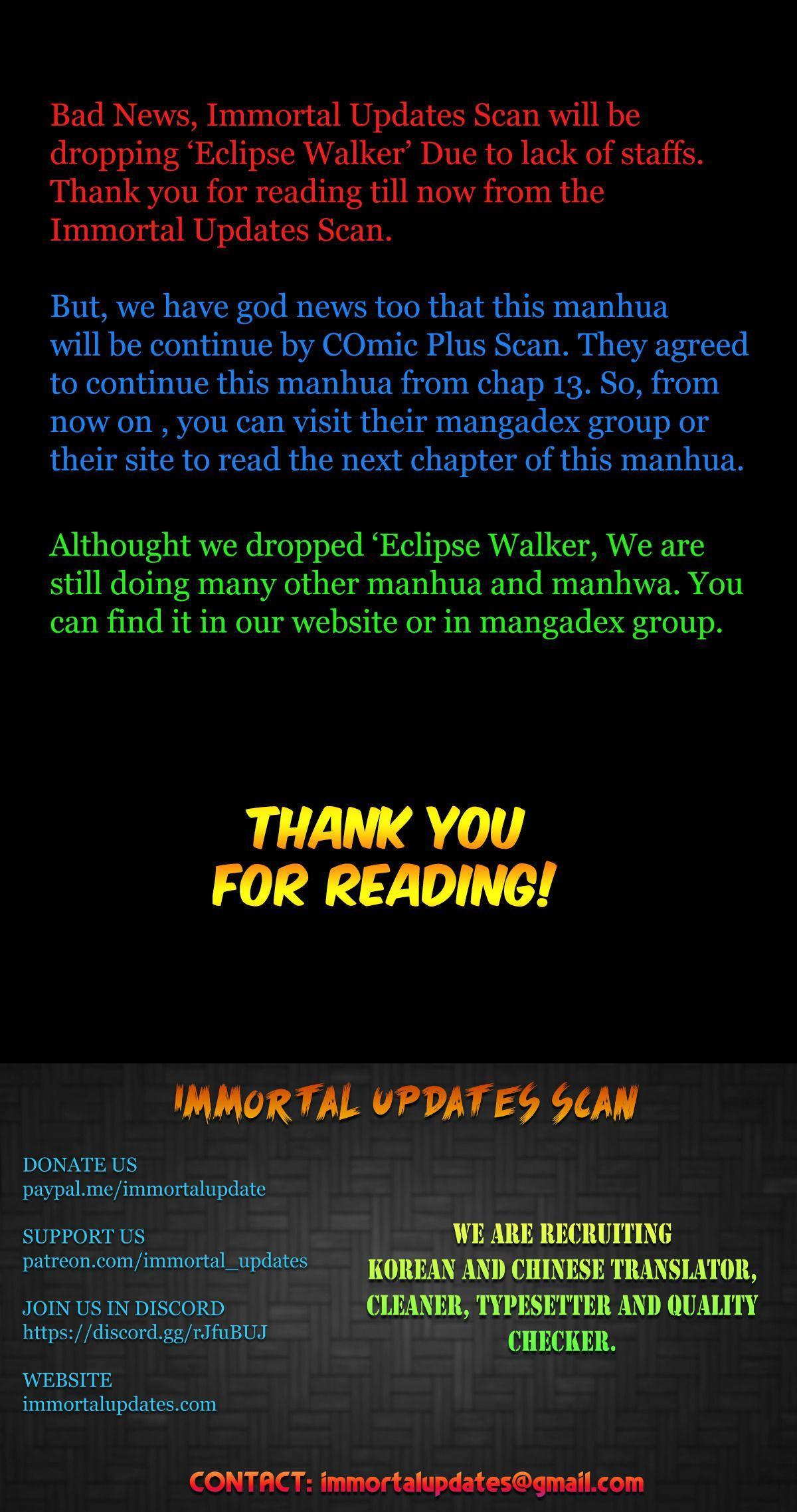 Eclipse Walker Chapter 12 page 17 - Mangakakalots.com